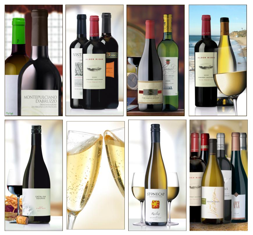 Wine Club Subscription Real Estate Client Closing Gfts