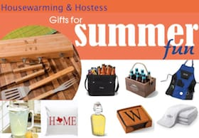 Housewarming and Hostess Gifts for Summer Fun