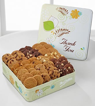Mrs. Fields Cookies Realtor Gift