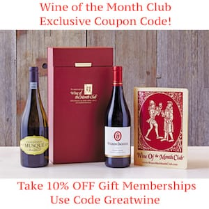 Wine of the Month Club - Use Code Greatwine to Save 10% OFF Gift Memberships
