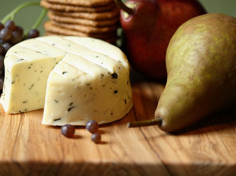herb havarti & pears make a wonderful realtor gift to clients