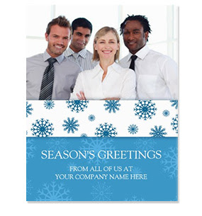 Realtor Photo Holiday Cards