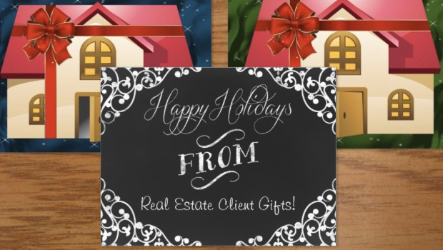 holidays gifts - Realtor Christmas Cards