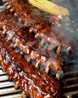 Best Realtor Gifts - BBQ Ribs