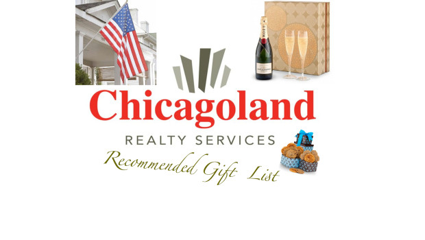 Chicagoland Realty Service Recommended Gift List