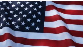 American Flag Housewarming Gift