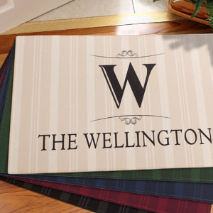 Welcome Doormats Make Wonderful Realtor Housewarming Gifts