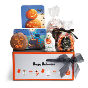 Sweet and Spooky Sees Candy Halloween Housewarming Gift, Halloween Realtor Housewarming Gifts, Yummy Halloween Housewarming Gift
