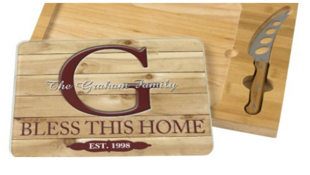 Cheese Board Housewarming Realtor Closing Gift