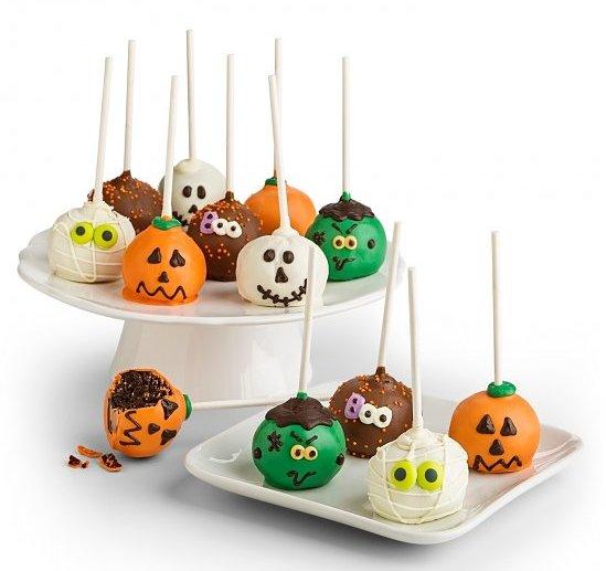 Halloween Cake Pops Realtor Closing Gift, Best Halloween Gifts