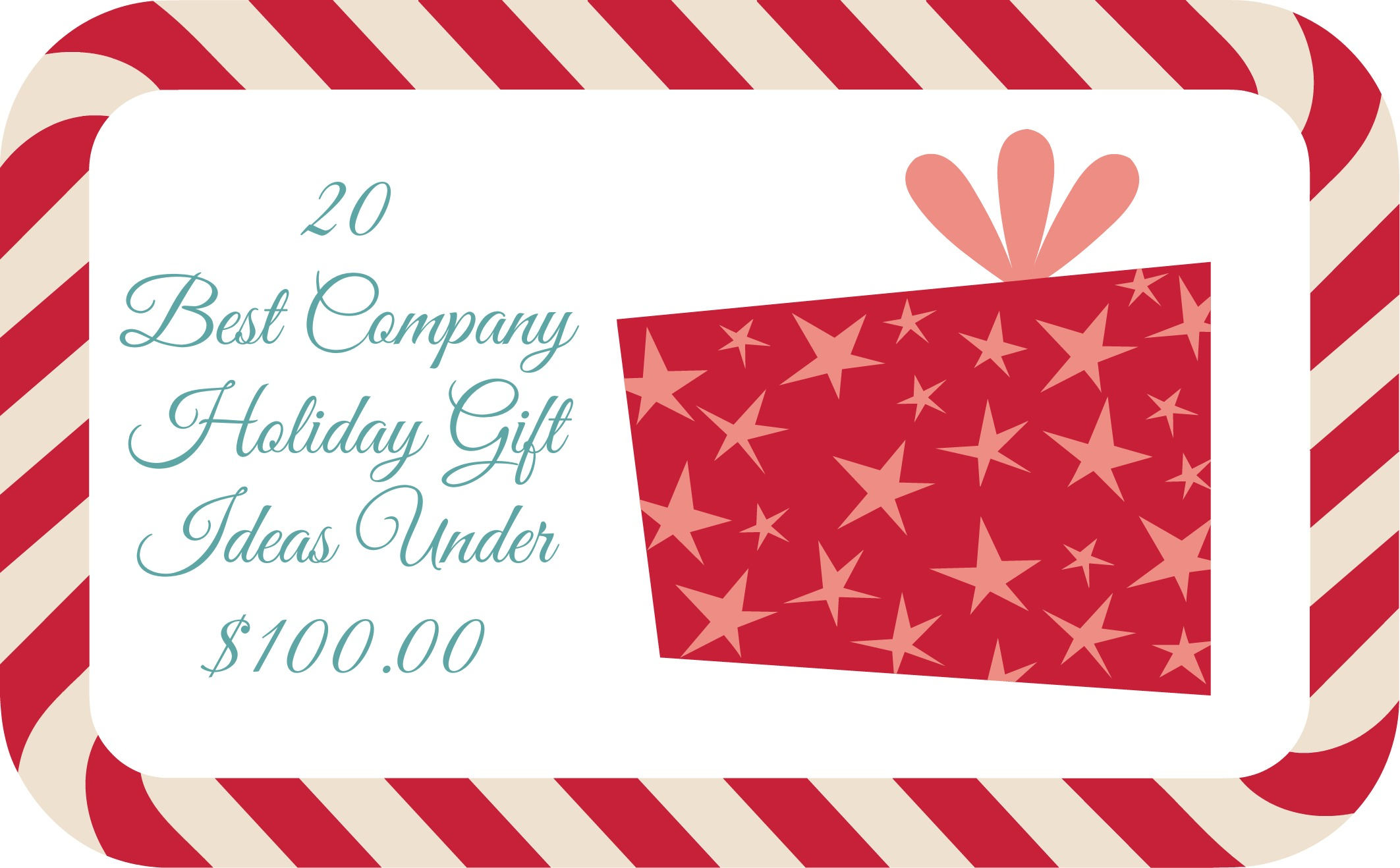 20 best realtor holiday gift ideas under for Corporate christmas party gift ideas
