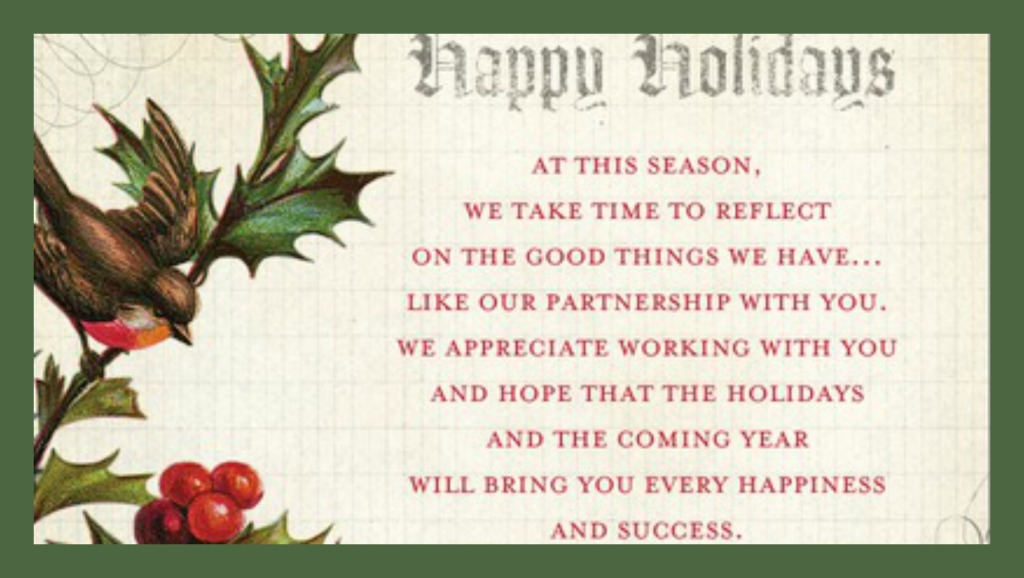 Business Holiday Cards Sale!   Christmas Cards ...