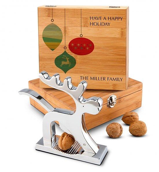 Deck the Halls Nutcracker Gift Set
