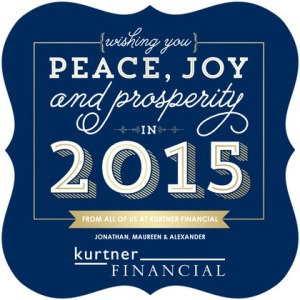 Prosperity Aplenty Business holiday cards