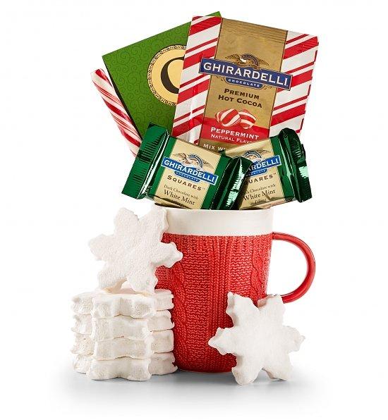Warm Wishes Sweater Mug Gift
