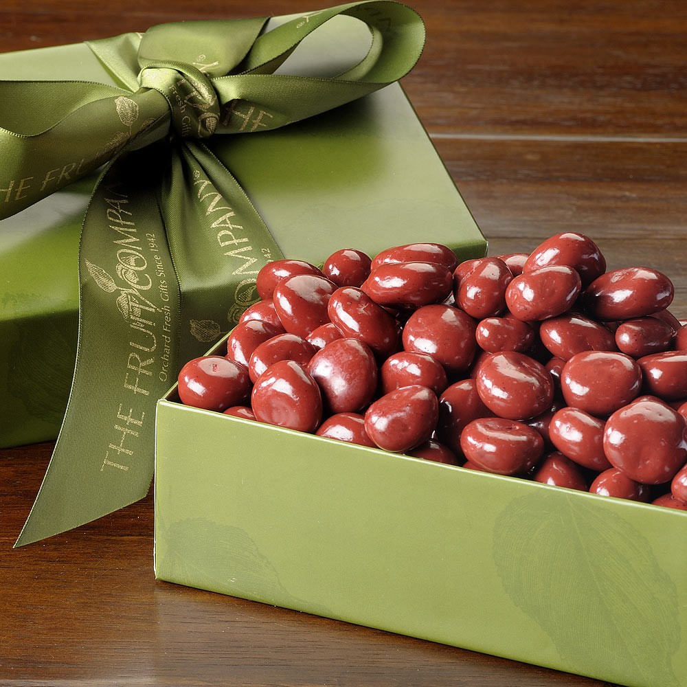 Chocolate Covered Cherries, Delicious Valentine's Day Gift Guide for Realtors
