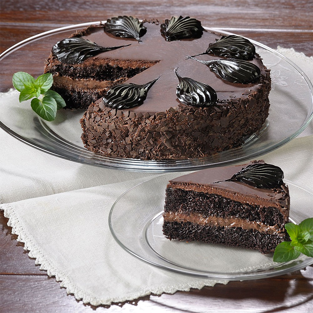 Chocolate Mousse Torte Cake, Delicious Valentine's Day Gift Guide for Realtors