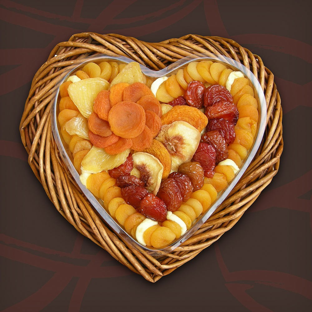 Love Preserved Dried Fruit, Delicious Valentine's Day Gift Guide for Realtors