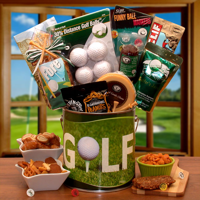 Tee It Up Golf Gift Set, Golfer Gifts of Thanks