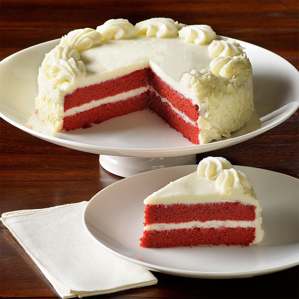 Red Velvet Cake, Delicious Valentine's Day Gift Guide for Realtors
