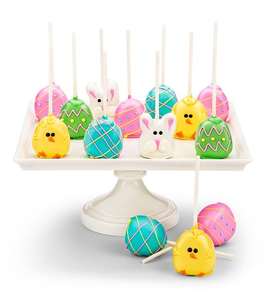 Easter Cake Pops, Easter Gifts