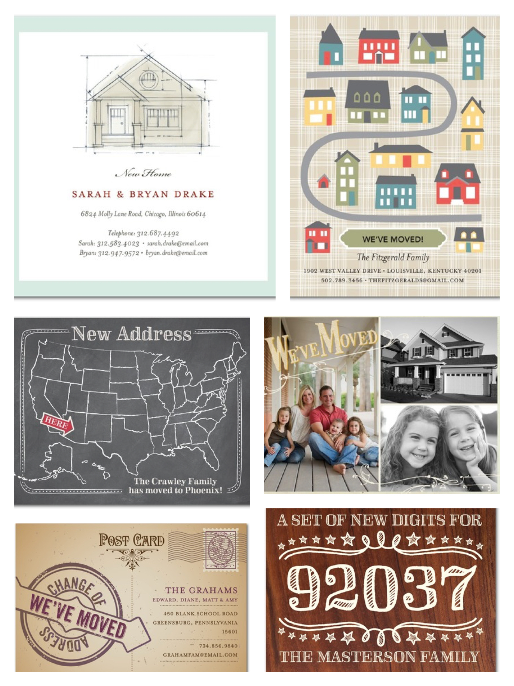 Moving Cards Make Practical Realtor Closing Gifts