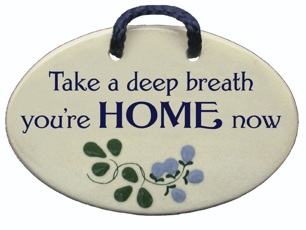 You Are Home Now Realtor Closing Housewarming Gift Real
