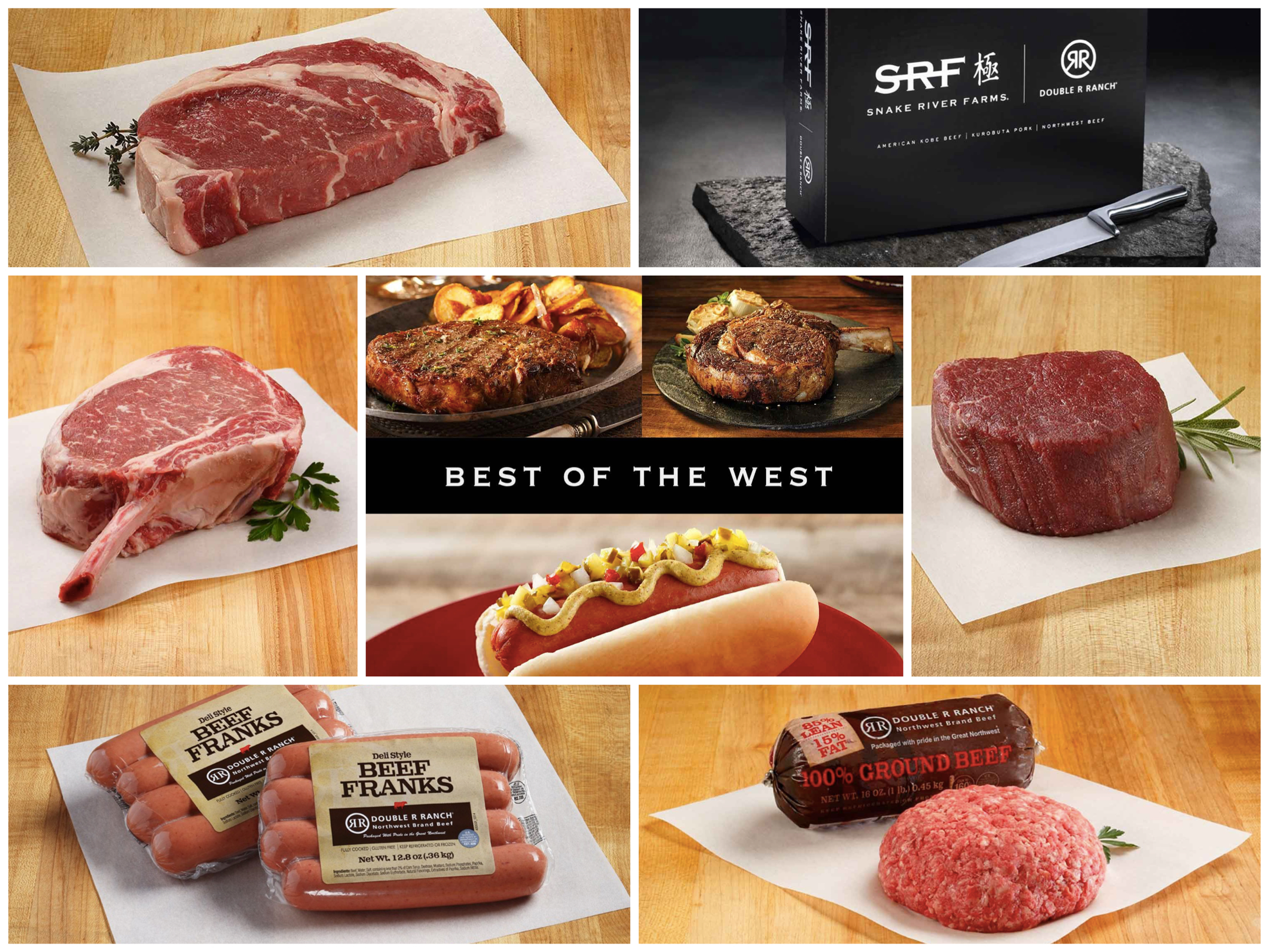 Best of the West Grilling Package, Realtor Closing Gift Ideas Over $100.00