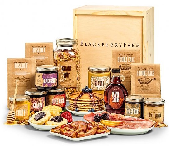 Blackberry Farm Exclusive Brunch Gift, Realtor Closing Gift Ideas Over $100.00
