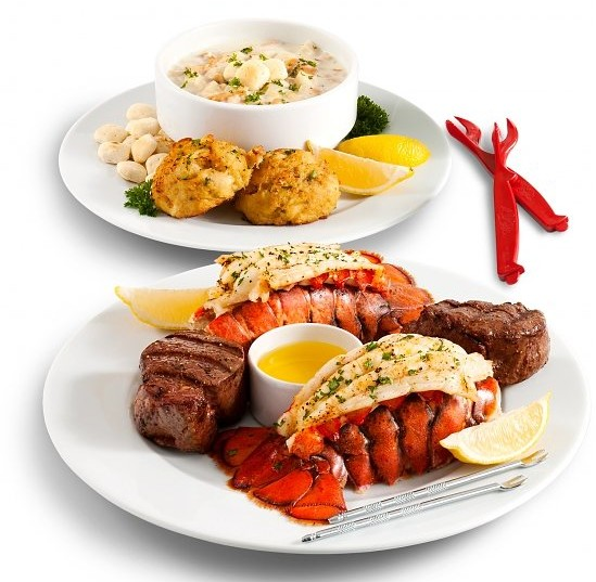 Filet Feast and Maine Lobster Tails Dinner, Realtor Closing Gift Ideas Over $100.00
