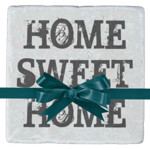 Home Sweet Home Coasters Realtor Closing Gifts, Stock Up on Last Minute Realtor Closing Gifts