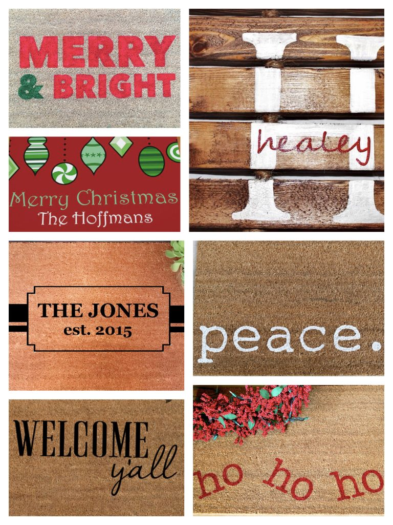 Housewarming Welcome Doormats Realtor Gifts