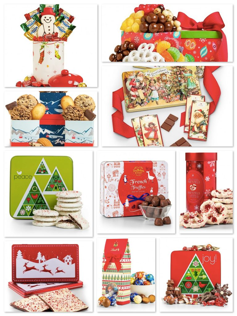 Christmas Cookies and Candies