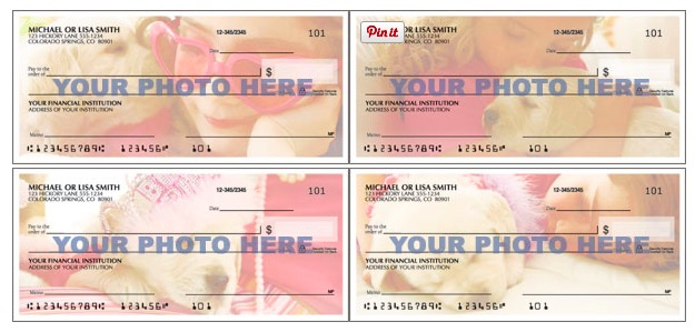 Add a Photo or Logo of Your Business Checks