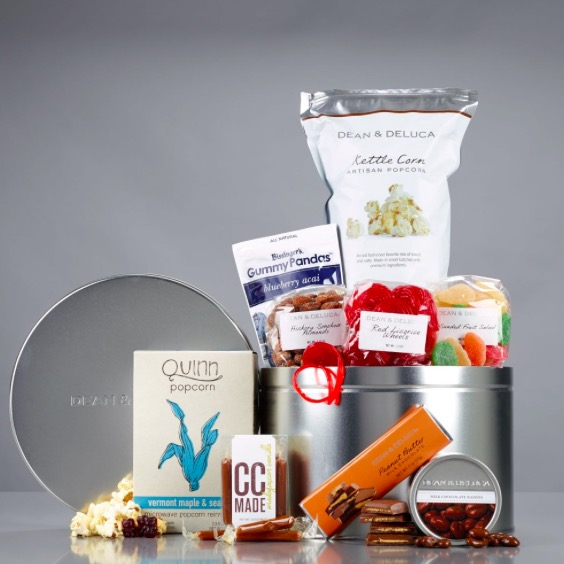 Movie Night Gourmet and Fine Food Housewarming Gifts