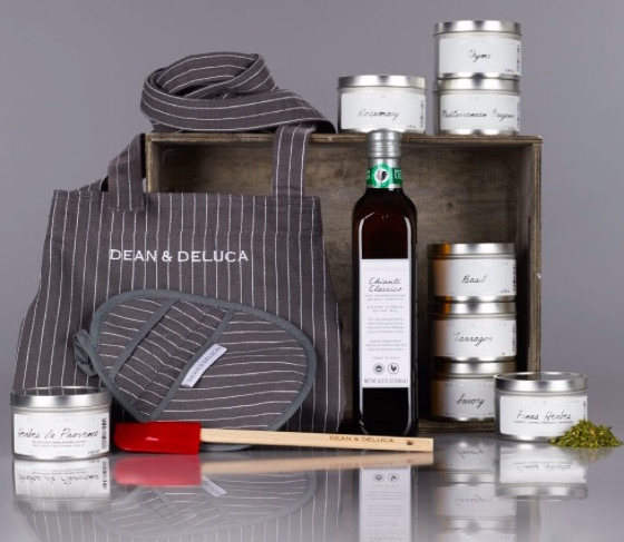Dean & DeLuca Kitchen Basics, Gourmet & Fine Food Housewarming Gifts