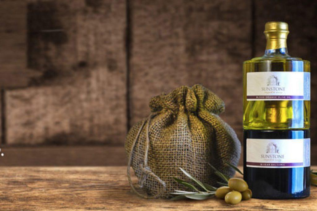 Olive Oil & Vinegar Artisans Accoutrements, Unique Realtor Gifts