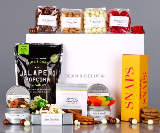 Dean & DeLuca Snacks to Share, Gourmet and Fine Food Housewarming Gifts
