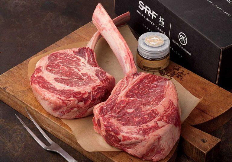 Tomahawk Steak Gift Box, Grilling Essentials