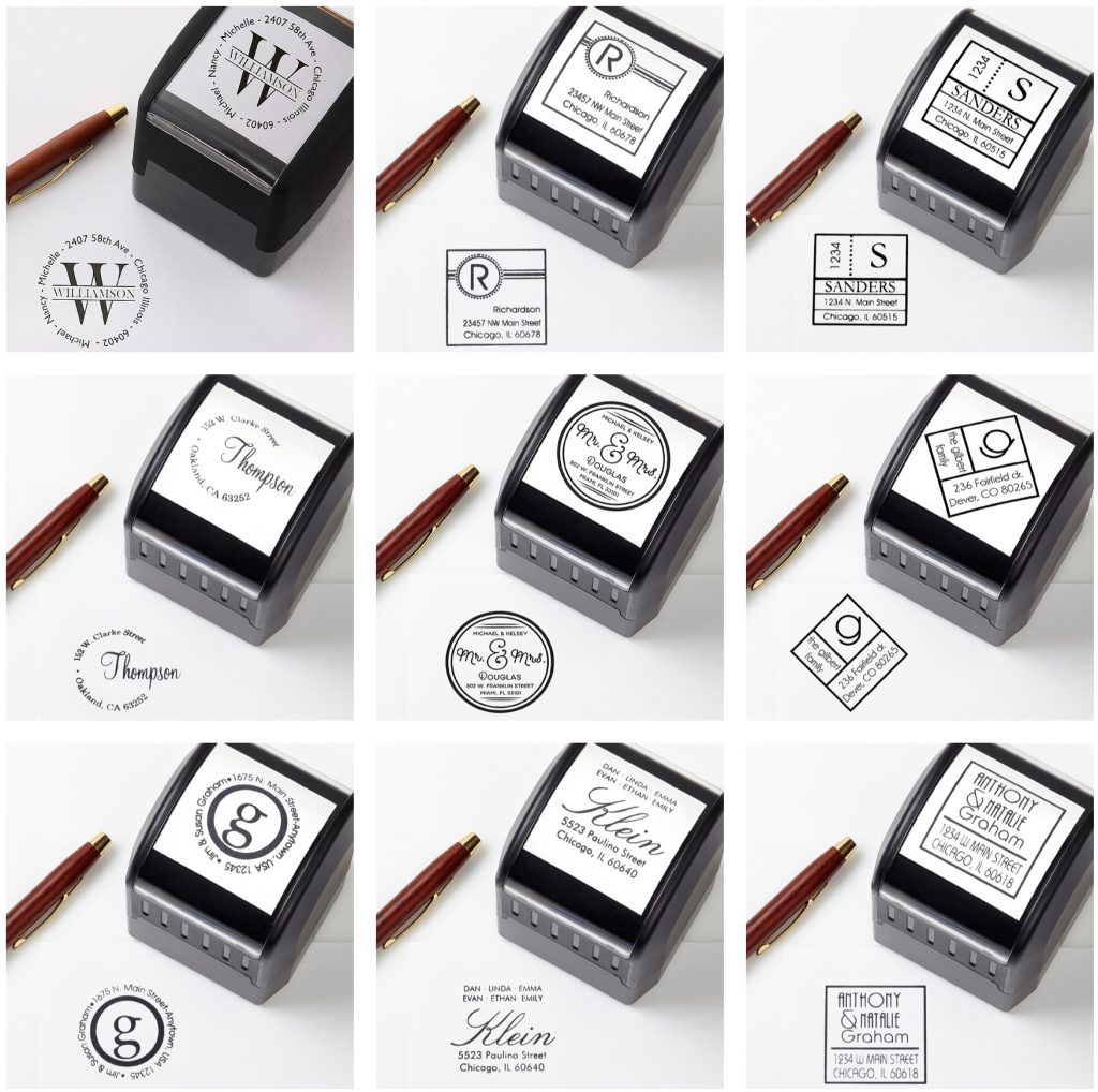 PersonalizationMall_Custom_Address_Stamps