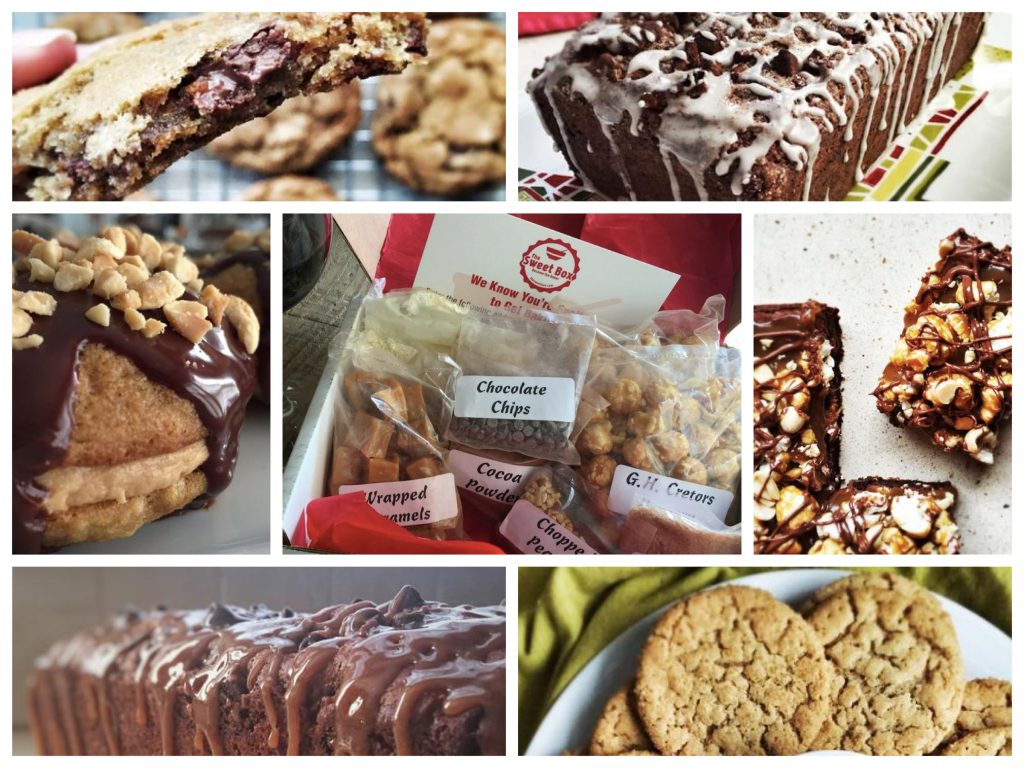 The Sweet Box Real Estate Client Closing Housewarming Gifts