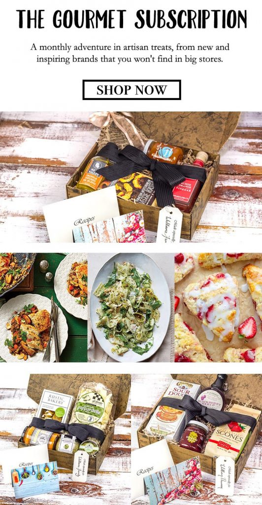 Taste Trunk The Gourmet Subscription Realtor Closing Housewarming Gift, Unique Gourmet Subscription Boxes
