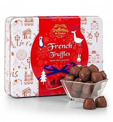 Holiday French Truffle Tin
