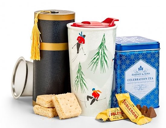 Winter Warmth Tea Gift