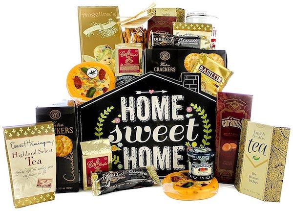 New Home Housewarming Gift Basket Realtor Closing Gift Housewarming Gift