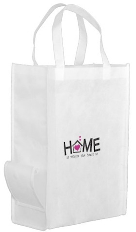Home is Where the Heart is Market Totes