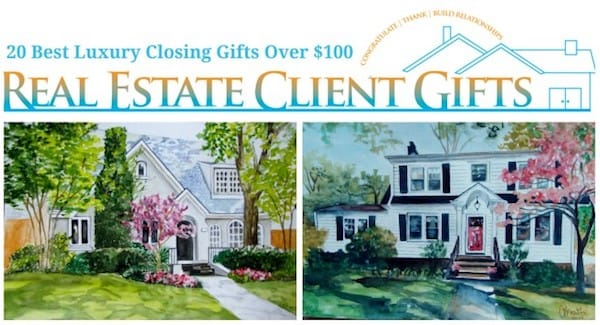 Best Luxury Realtor Closing Gifts Over 100