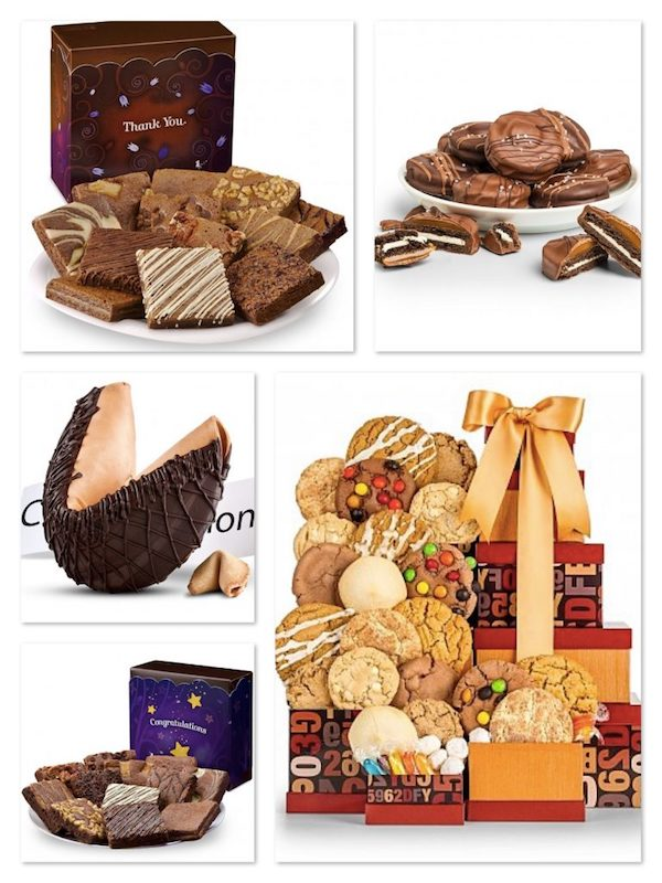 Cookies and Sweets Realtor Closing Housewarming Gifts