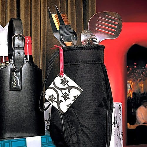 Grill & Golf Bbq Tool Set Realtor Closing Housewarming Gift
