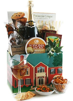 Hearty Hospitality Housewarming Gift Basket